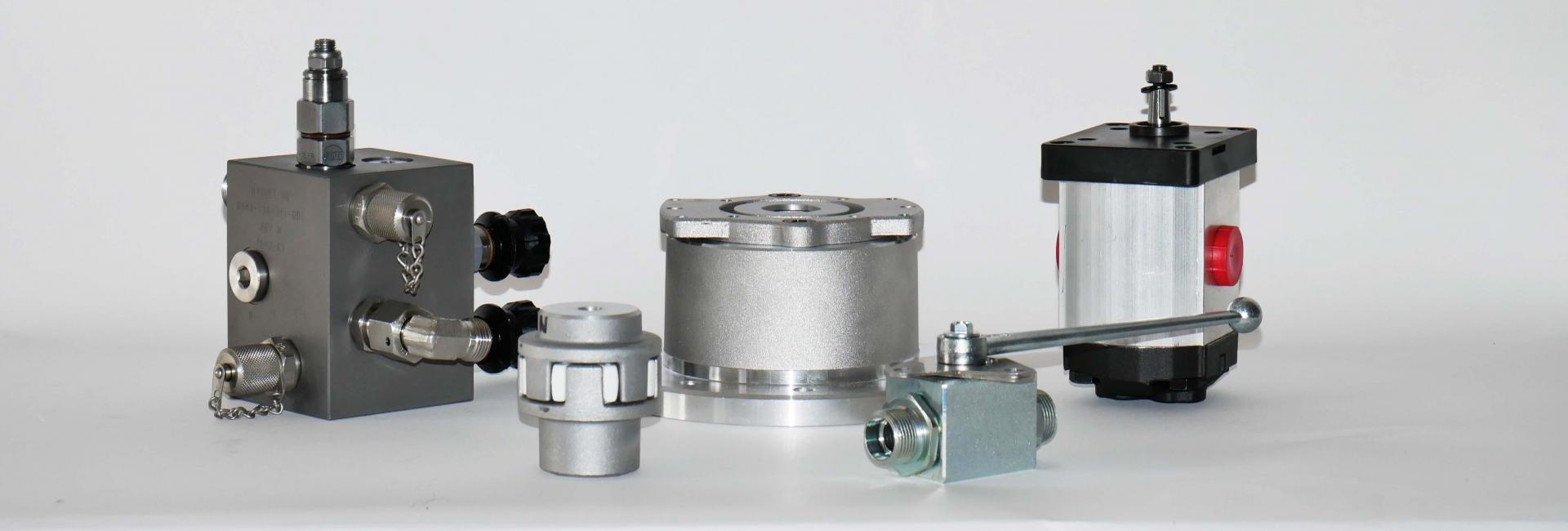 Komponenter & Slangtillverkning